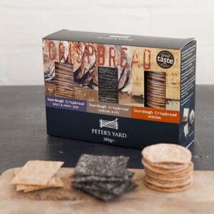 Flatbreads Crackers & Crispbreads